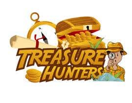 "namikaze005 tarafından Design a Logo for ""Treasure Hunters"" Kids Group için no 29"
