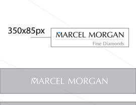 #2 for Design a Logo for Marcel Morgan jewellery brand af uhassan