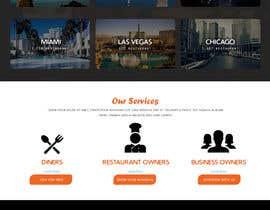 Nro 10 kilpailuun Design PSD Website Landing Page käyttäjältä heshamsqrat2013