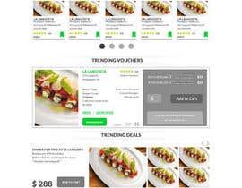 Nro 2 kilpailuun Design PSD Website Landing Page käyttäjältä ricklaurence