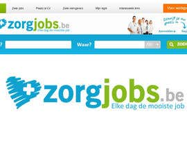 #514 for Design Logo for zorgjobs.be by puntocreativoCo