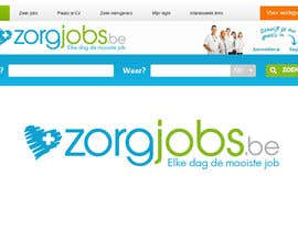 #515 para Design Logo for zorgjobs.be por puntocreativoCo