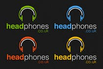 Contest Entry #104 for Design a Logo for Headphones.co.uk