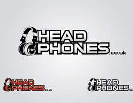 #307 para Design a Logo for Headphones.co.uk por orbit360designs