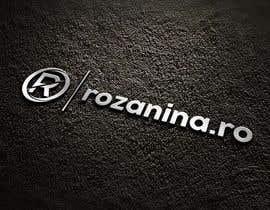 Nro 21 kilpailuun Design a Logo for Rozanina.ro käyttäjältä Maaz1121