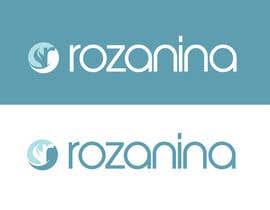 Nro 14 kilpailuun Design a Logo for Rozanina.ro käyttäjältä elena13vw
