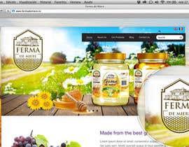 #46 for HoneyFarm Company Logo Restoration af gabrielmirandha