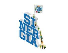 escarpia tarafından Diseñar un logo Original con la palabra SINERGIA için no 46
