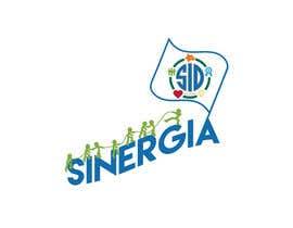 escarpia tarafından Diseñar un logo Original con la palabra SINERGIA için no 48