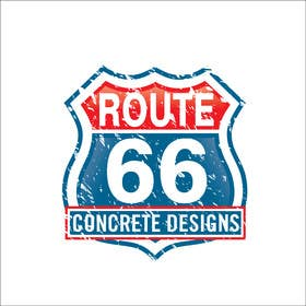 Graphic Design Contest Entry #89 for Route 66 Logo