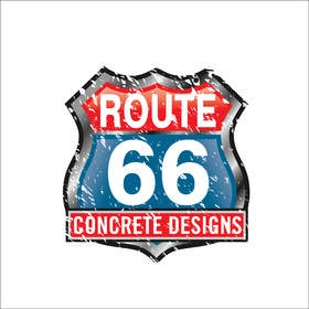 Graphic Design Contest Entry #92 for Route 66 Logo