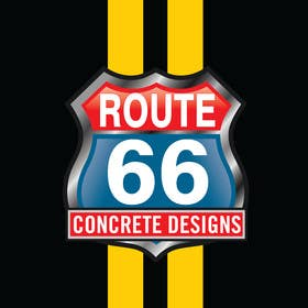 Graphic Design Contest Entry #93 for Route 66 Logo