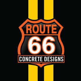 Graphic Design Contest Entry #95 for Route 66 Logo