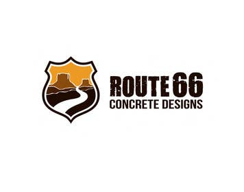 Graphic Design Contest Entry #114 for Route 66 Logo