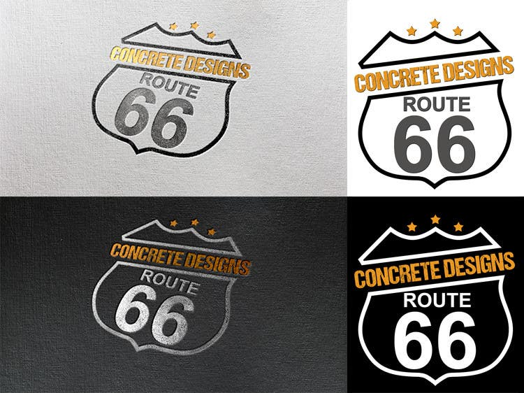 #81 for Route 66 Logo by MetaC