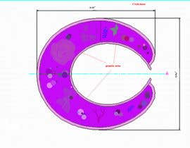 #113 para Graphic Design for a Bath Visor por sashidharan123