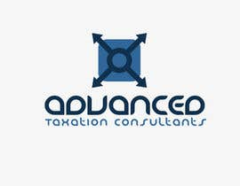 #131 untuk Logo Design for Advanced Taxation Consultants oleh l1v1