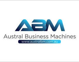 moro2707 tarafından Design a Logo for Austral Business Machines için no 206