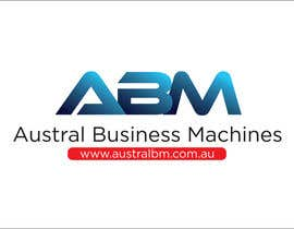 moro2707 tarafından Design a Logo for Austral Business Machines için no 235