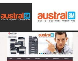#207 para Design a Logo for Austral Business Machines por dondonhilvano