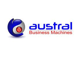 wastrah tarafından Design a Logo for Austral Business Machines için no 176