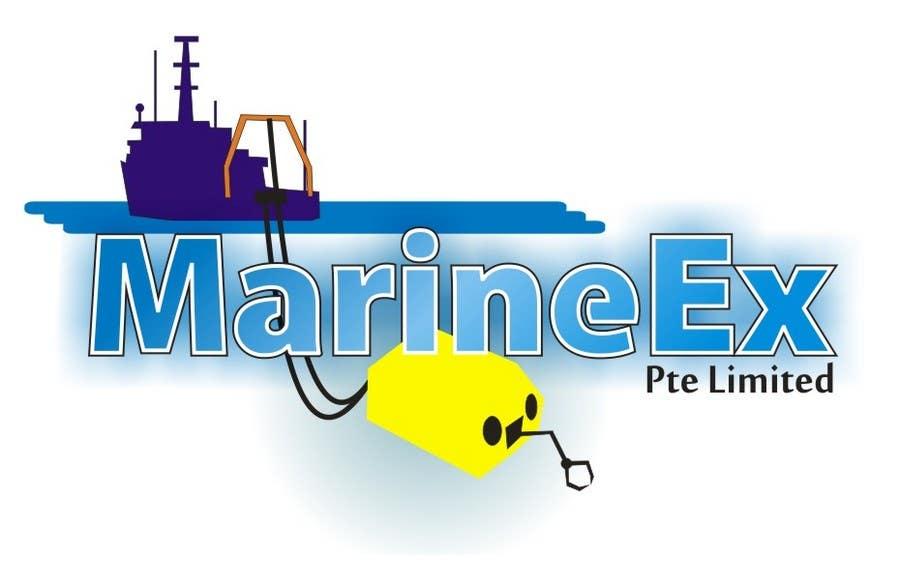 Bài tham dự cuộc thi #                                        2                                      cho                                         Logo Design for MarineEx Pte Limited