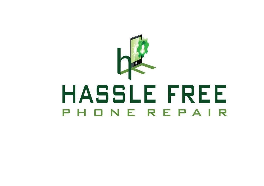 Bài tham dự cuộc thi #121 cho Design a Logo for a phone repair company.