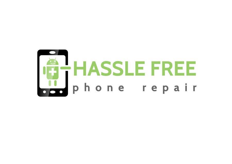 Bài tham dự cuộc thi #181 cho Design a Logo for a phone repair company.