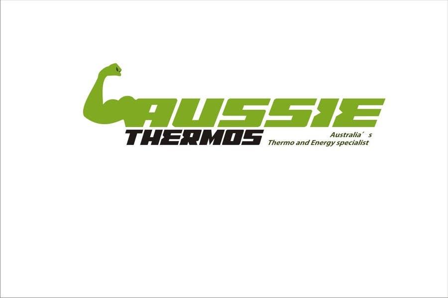 Inscrição nº 126 do Concurso para Design a Logo for AussieThermos
