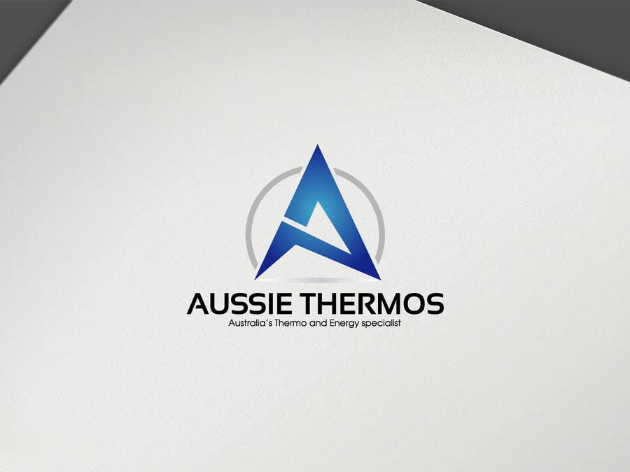 Inscrição nº 116 do Concurso para Design a Logo for AussieThermos