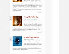 nº 6 pour Build a Website for Roy Hadavi, Attorney-At-Law par codeunderground