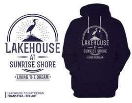 Franstyas tarafından Design a lake house T-Shirt için no 92