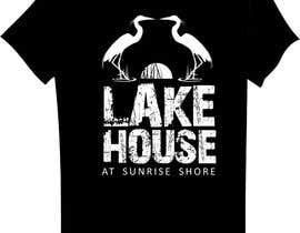 rabin610 tarafından Design a lake house T-Shirt için no 70