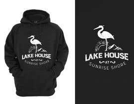 sartedayrene tarafından Design a lake house T-Shirt için no 73
