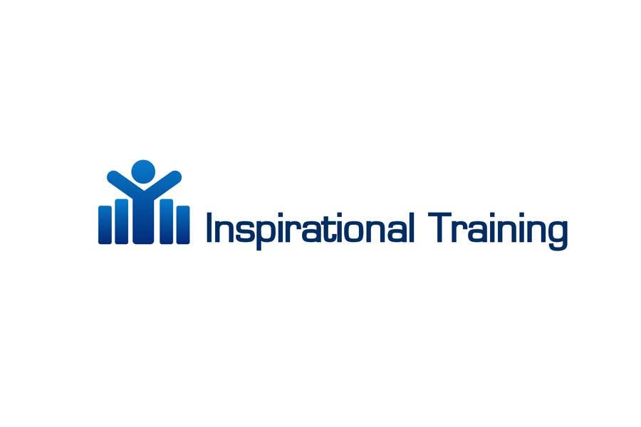 Inscrição nº 121 do Concurso para Graphic Design for Inspirational Training Logo