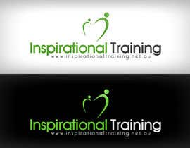 #4 para Graphic Design for Inspirational Training Logo por Lozenger
