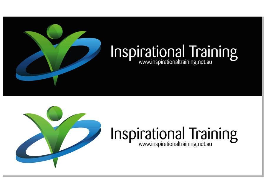 Inscrição nº 52 do Concurso para Graphic Design for Inspirational Training Logo