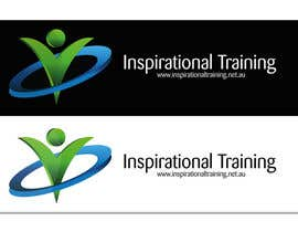 #52 para Graphic Design for Inspirational Training Logo por umairchohan