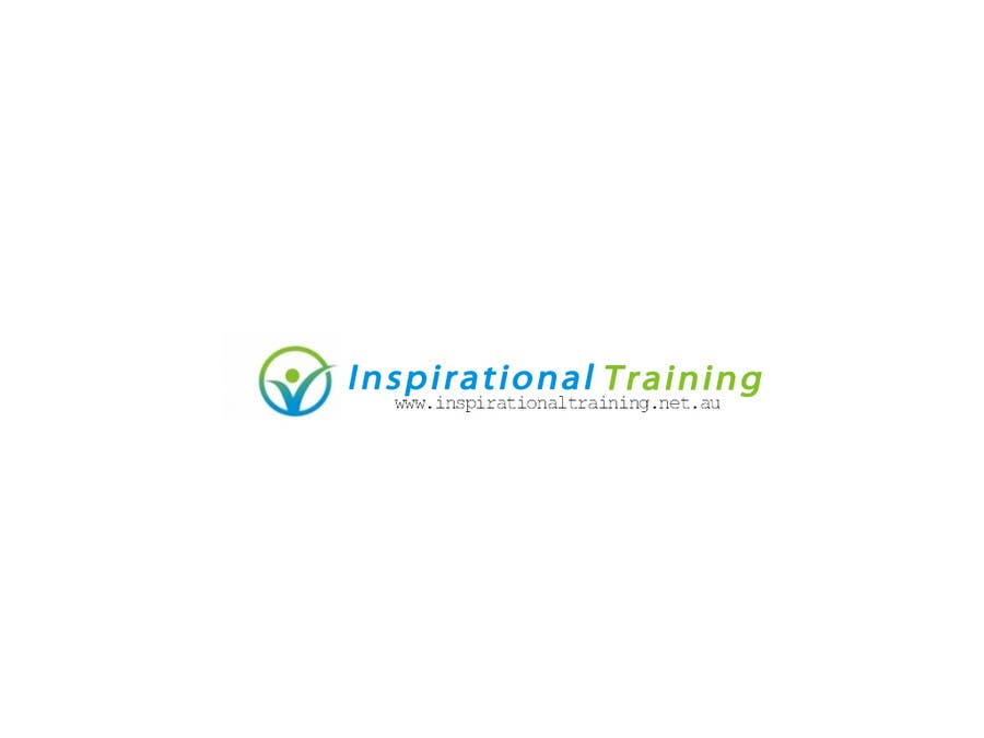Конкурсная заявка №158 для Graphic Design for Inspirational Training Logo