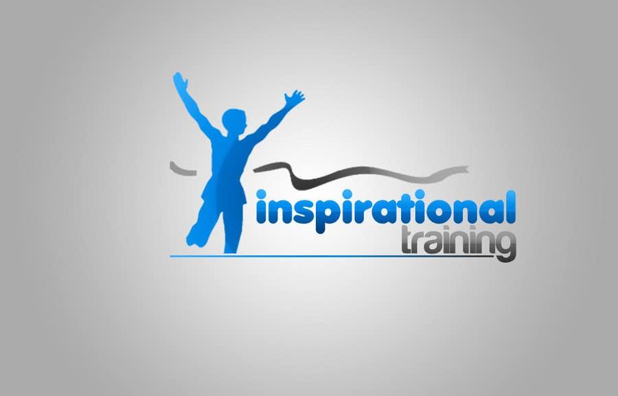 Inscrição nº 116 do Concurso para Graphic Design for Inspirational Training Logo