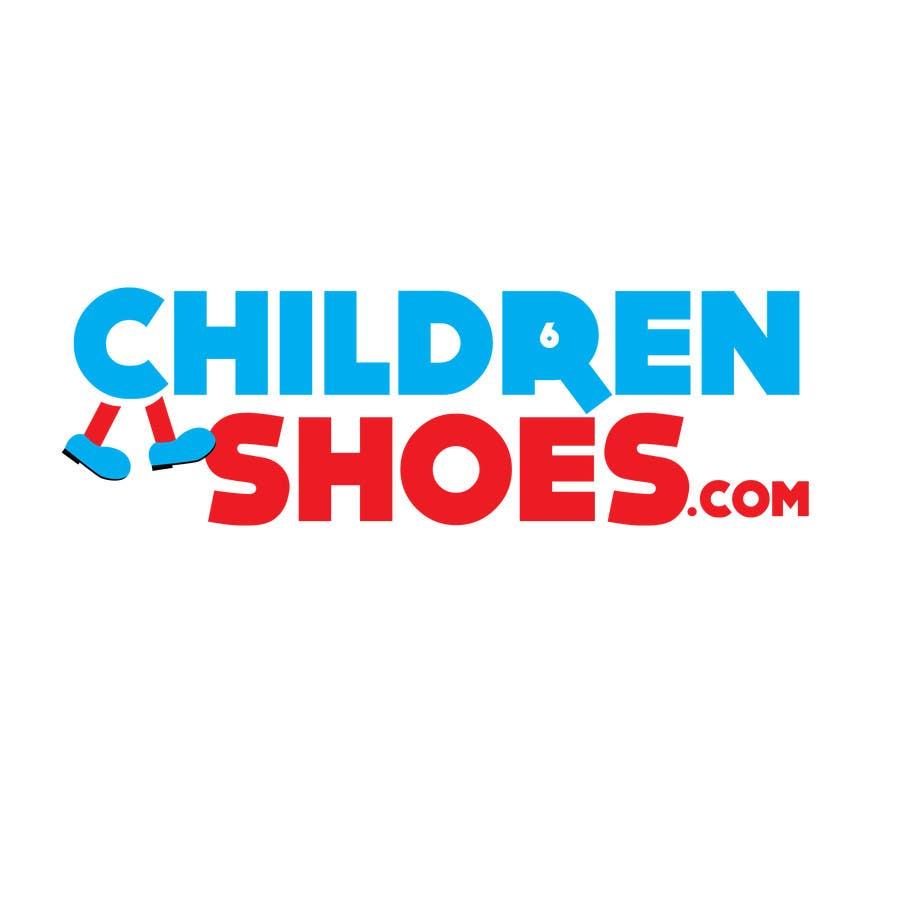 Penyertaan Peraduan #                                        107                                      untuk                                         Design a Logo - ChildrenShoes.com