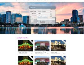 #6 cho Design a Website Mockup for Feast Card Search Page bởi dreamstudios0