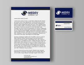 #204 for Design a Logo/Letterhead/Business Cards for MEDEV Consult JLT by creatvideas