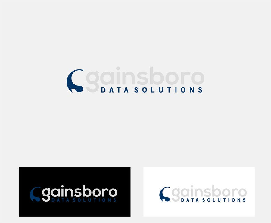#8 for Design a Logo for gainsboro data solutions by erupt
