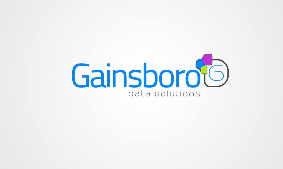 #40 for Design a Logo for gainsboro data solutions by mohamedabbass