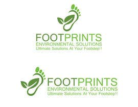 ismailtunaa92 tarafından Logo for Footprints Environmental Solutions için no 28