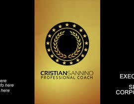 #9 for Great and Professional Logo Design for Coach by benjuuur