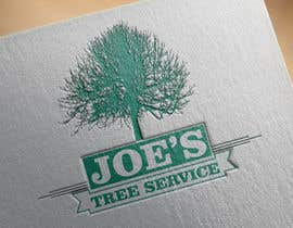 Nro 40 kilpailuun I need a logo designed. It's for a business called Joe's tree service -- 1 käyttäjältä DedeJul
