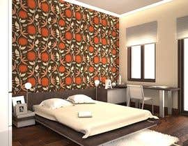 #29 for bedroom interior design af beehive3dworks