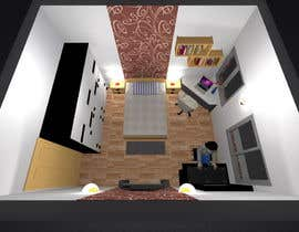 #18 for bedroom interior design by SaiSengMain